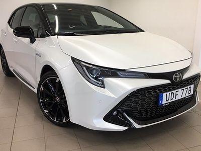 begagnad Toyota Corolla Hybrid Corolla Verso2.0 5D GR-S PLUS NAVI BI-TONE SPI OBS NETTOPRIS 2020, Kombi 305 900 kr