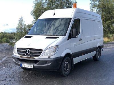 begagnad Mercedes Sprinter 316 CDI (163hk)