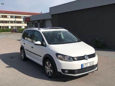 begagnad VW Touran Cross -11