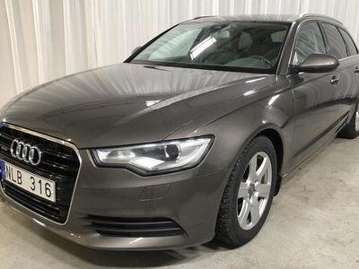 begagnad Audi A6 3.0 TDI Avant quattro 2014, Personbil 152 650 kr - 195 650 kr