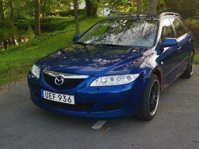 begagnad Mazda 6 Kombi 2,0 Tour