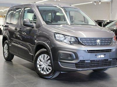begagnad Peugeot Rifter Active+ PureTech 110hk L1