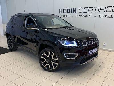 begagnad Jeep Compass Limited 1,4 4WD Ink Vinterdäck