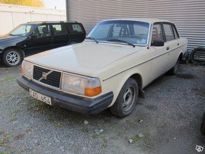usado Volvo 240 dl -82