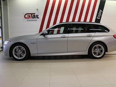 begagnad BMW 535 d xDrive M-Sport Eu6 SE UTRUSTNING 313hk