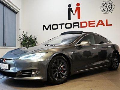 begagnad Tesla Model S 75 - 3660kr/månad