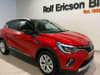 begagnad Renault Captur E-TECH Plug-in 160 Intens A 2021, Halvkombi Pris 356 550 kr