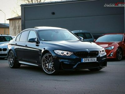 begagnad BMW M3 Competition DCT M Competition | 450hk | NAVI | HUD