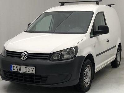 begagnad VW Caddy VW 1.6 TDI Skåp 2013, Transportbil 50 000 kr