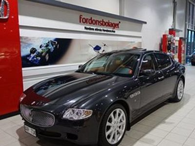 begagnad Maserati Quattroporte Exclusive GT Svensksåld Sedan