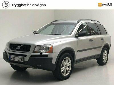 begagnad Volvo XC90 2.5T Summum