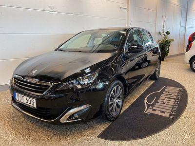 begagnad Peugeot 308 1.6 BlueHDI Allure 120hk *Miljöbil*