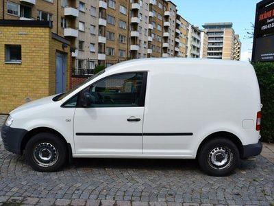 begagnad VW Caddy 2.0 CNG / 9500 mil / -08