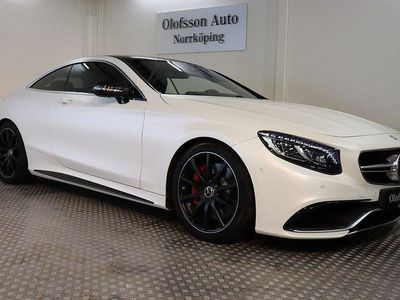 begagnad Mercedes S63 AMG AMG 4MATIC Coupé Exclusive -15