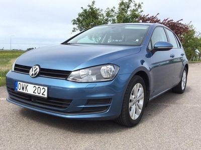 used VW Golf VII 1.6 TDI BlueMotion Technology 5dr (105hk)