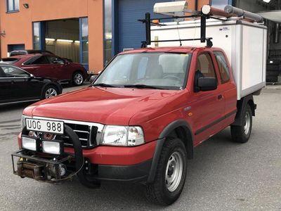 begagnad Ford Ranger 2.5 TDI 4WD