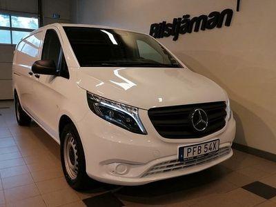 begagnad Mercedes Vito Benz 116 CDI 4x4 9G-Tronic 2020, Transportbil 456 125 kr