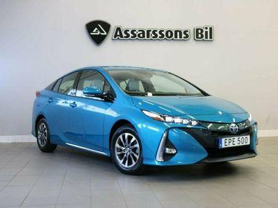 begagnad Toyota Prius Plug-in Hybrid PHV