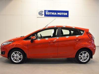 begagnad Ford Fiesta 1.0T EcoBoost 5dr (100hk) Titaniu -16