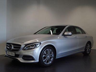 begagnad Mercedes C220 d 170HK