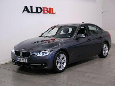 begagnad BMW 330e 252hk iPerformance Sport / Nav / HiFi