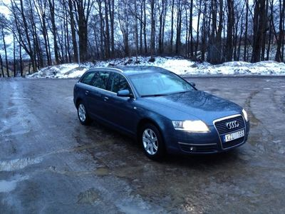 begagnad Audi A6 3,2 FSI Avant multitronic 2007