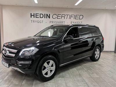 begagnad Mercedes 350 GL BenzBLUETEC 4MATIC Vinterhjul 2014, Kombi 319 900 kr