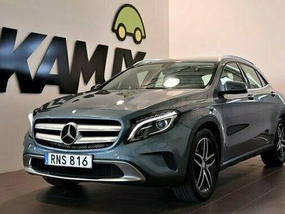 begagnad Mercedes 200 GLA Benz| Navi | Backkamera | Drag | 2014, Halvkombi Pris 169 900 kr