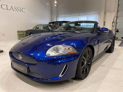 begagnad Jaguar XKR 5,0 V8 Cab
