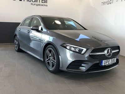 used Mercedes A180 Aut AMG DEMO