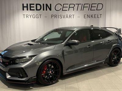 begagnad Honda Civic Type R 2.0 VTEC 320hk GT - Pack Milltek avgassystem