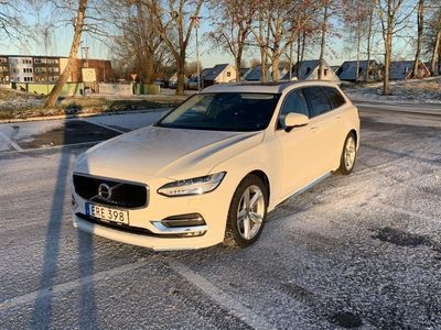 begagnad Volvo V90 D5 AWD Momentum, business advanced