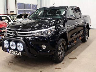 begagnad Toyota HiLux Premium (3410:-/mån ink moms 0:- kontant*)