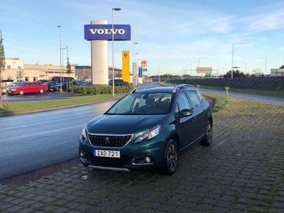 begagnad Peugeot 2008 1,2 VTi 82hk
