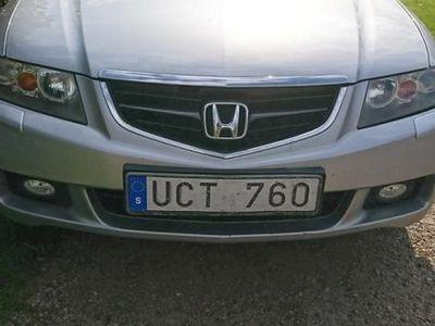 begagnad Honda Accord AeroDeck