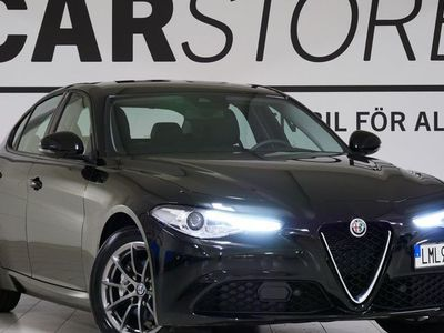 begagnad Alfa Romeo Giulia 2.0 Turbo Super 200hk