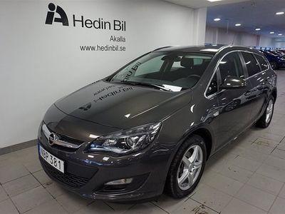 begagnad Opel Astra 1.4 Turbo ECOTEC Premium Pak. Auto -16