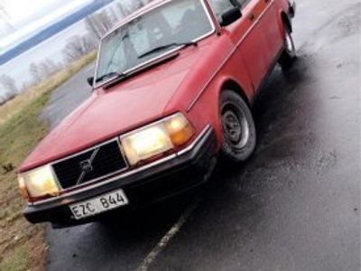 begagnad Volvo 240 -82