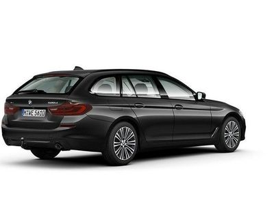 begagnad BMW 520 d xDrive Touring Sport Line Connected