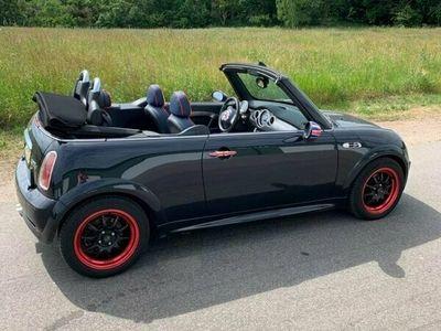 begagnad Mini Cooper S Cabriolet