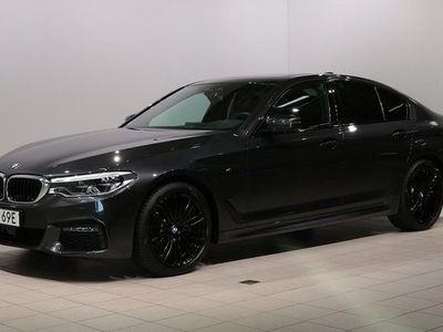 begagnad BMW 530 d xDrive Sedan M Sport Navi Innovation Ed Värmare Drag 2020, Sedan 599 900 kr