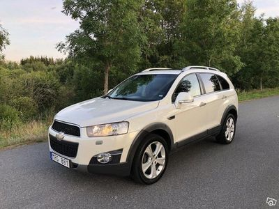 used Chevrolet Captiva 2.2 VCDi 4WD Automat 7-sits -11