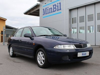 begagnad Mitsubishi Carisma 1.8 125HK BESIKTIGAD 9900: -99