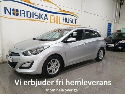 begagnad Hyundai i30 cw 1.6 CRDi Automat 3900 MIL 110hk