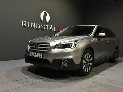 "begagnad Subaru Outback 2.0D 150 HK AUT 4WD SUMMIT NAV 18"""