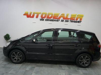 begagnad Ford S-MAX 2.0 7-sits 145hk