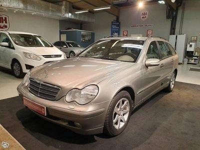 begagnad Mercedes C180 T Kompressor 143hk LÅGMIL/FÅ ÄGA
