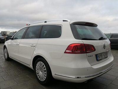 begagnad VW Passat 2,0 TDI Diesel 177HK BMT DSG/Automat GT Premium Sportpkt