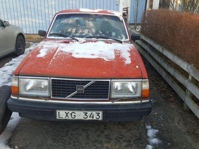 usado Volvo 240 GL -83