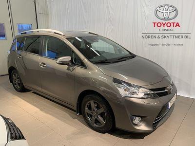 begagnad Toyota Verso 1.8 Man Activeplus 7-sits /Navi/7-års garanti